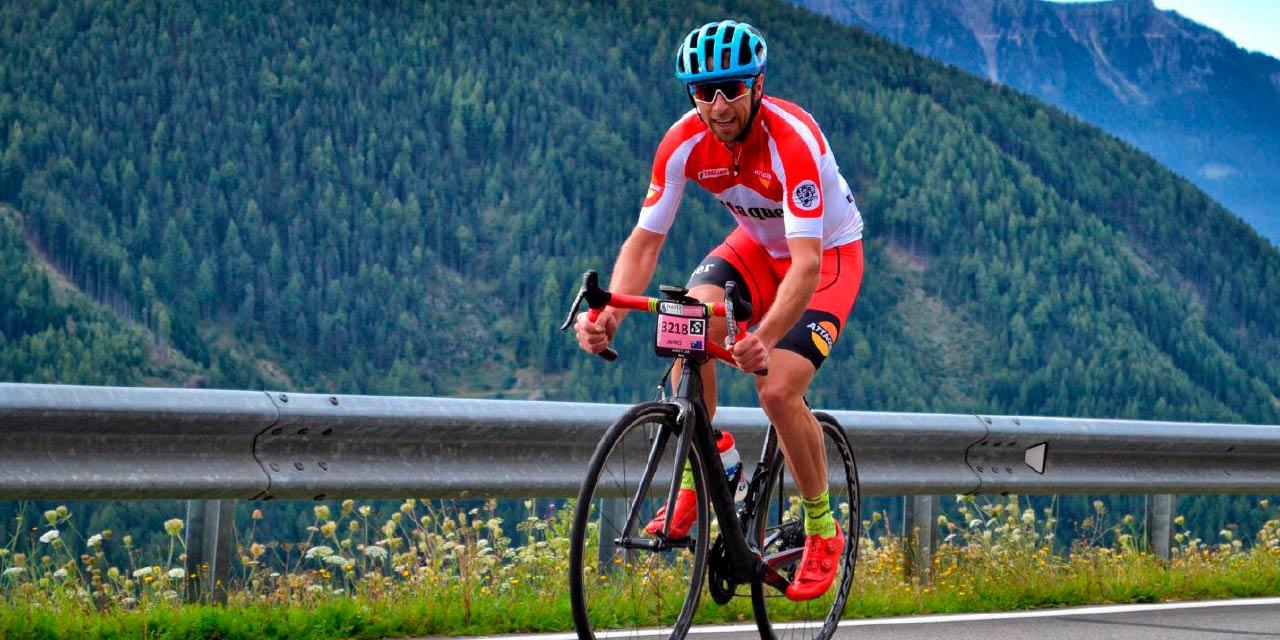 cycling training road