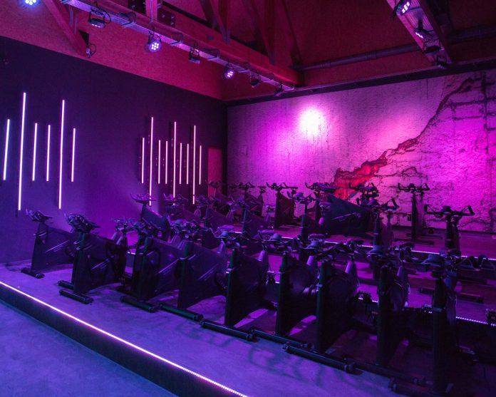 the perfect indoor cycle studio