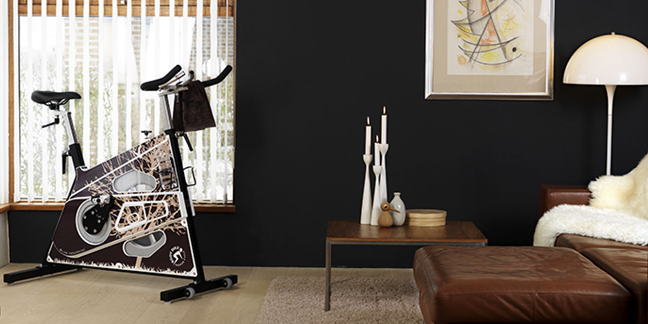at home indoor cycling experiences